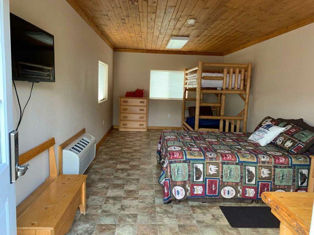 Grangeville Idaho Camping Cabins