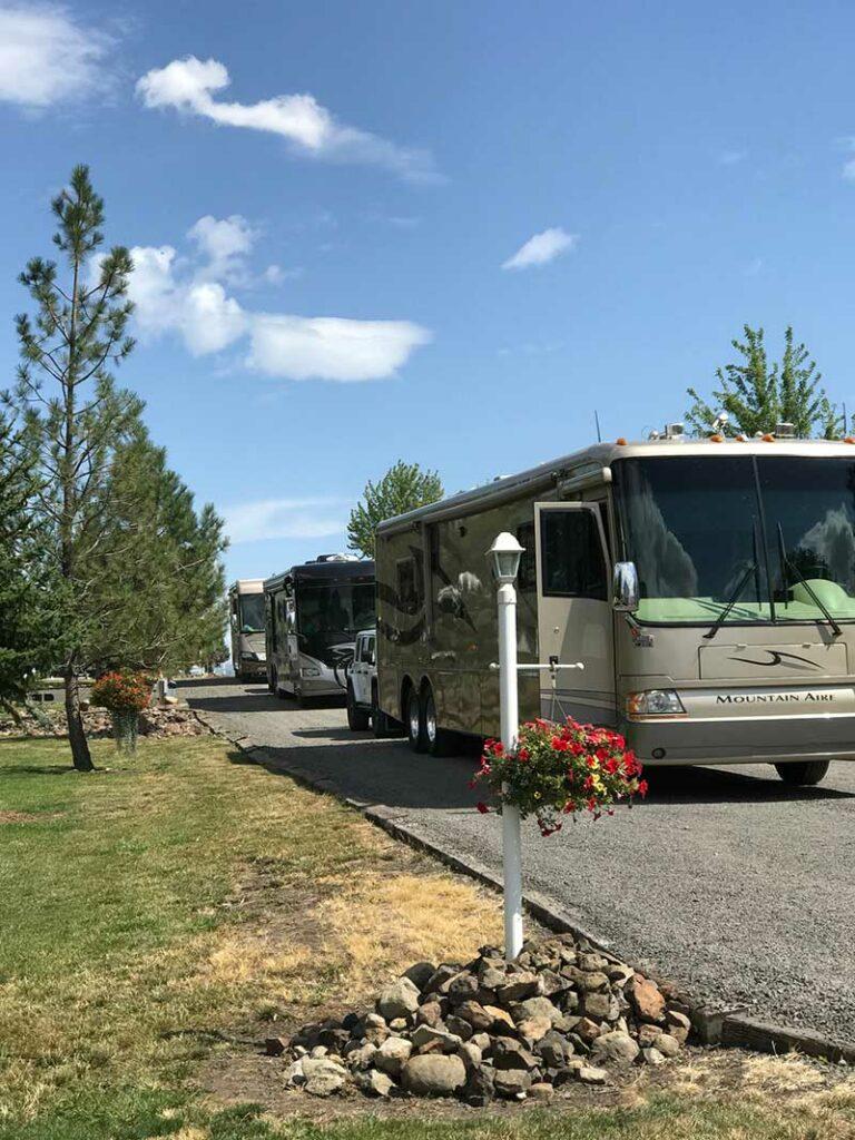 Grangeville Idaho RV Park